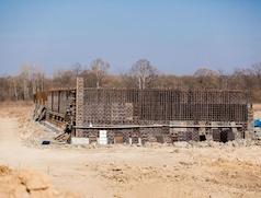 Устройство монолитного склада. Изготовление металлических конструкций. Монтаж металлических конструкций.