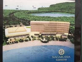 Первая очередь строительства  проекта «Приморский Энтертеймент Резортз Сити»  Игорной зоны «Приморье»